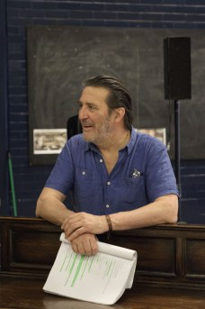 Ciaran Hinds (Nick Laine) in Girl from the North Country at The Old Vic. Photo by Manuel Harlan