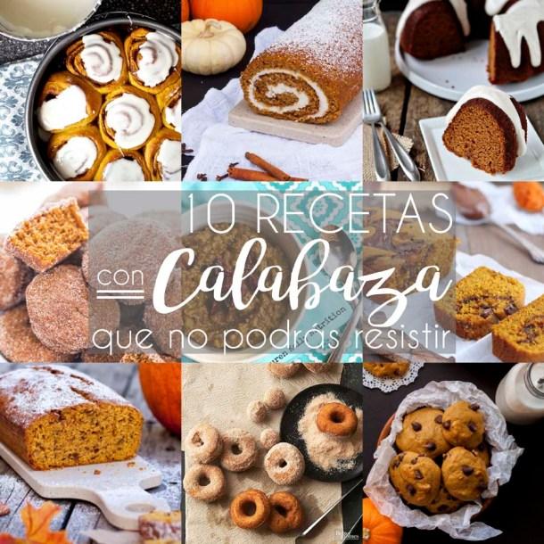 10 recetas con calabaza tan deliciosas que no podrás resistir hacerlas