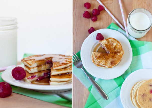 Hotcakes-de-Frambuesa-Raspberry-Pancakes-2
