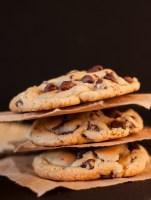 Receta para las Mejores Galletas de Chispas de Chocolate