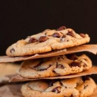LA MEJOR GALLETA DE CHISPAS DE CHOCOLATE