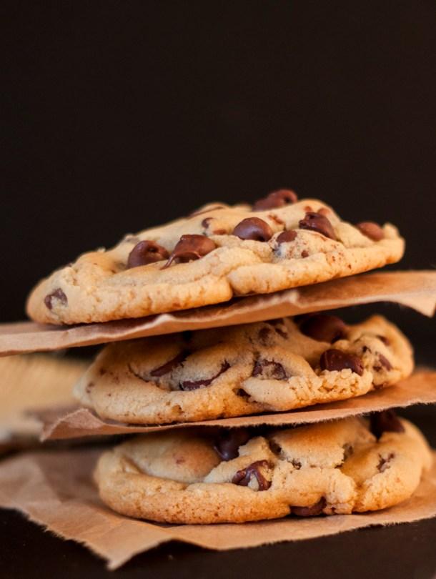 Regalos comestibles para Navidad - Receta para la Mejor Galleta de Chispas de Chocolate