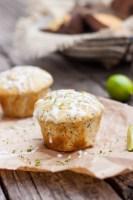 Receta de Muffins de Limón con Semillas de Amapola