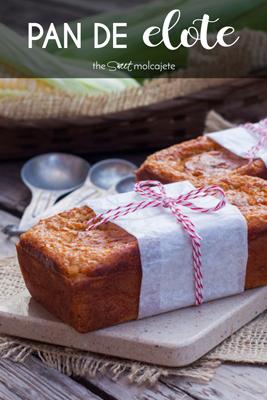 Aprende a hacer un rico Pan de Elote o Torta de Choclo con todo y video paso a paso. Esta receta no sólo es facilísima, sino que el resultado es un pan delicioso con una textura húmeda y esponjosita. ¡Te va a encantar!