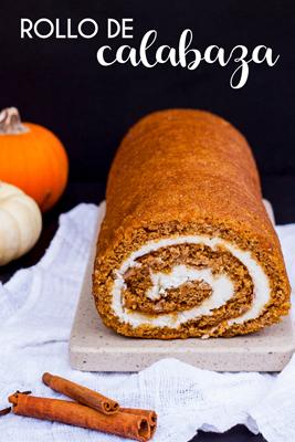 Aprende a hacer un riquísimo y perfecto Rollo de Calabaza, uno de los postres de otoño más lindos y deliciosos. Con una miga esponjosa, con sabor a especias otoñales y su relleno cremoso con un toque de almendras, ¡te vas a enamorar! • The Sweet Molcajete #thesweetmolcajete #receta #recetasdecocina #calabaza