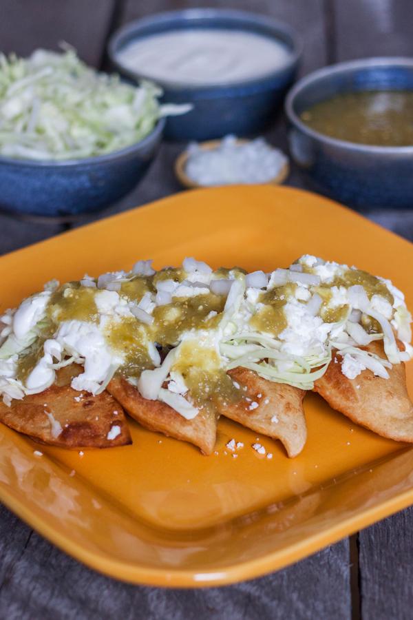 receta de empanadas de pollo faciles estilo mexicano