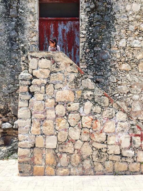 Vacaciones en Piste, Yucatan, Mexico