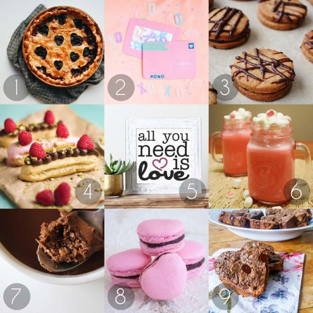 9 ideas para tener un dulce San Valentin