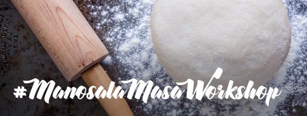 #ManosalaMasaWorkshop Taller de Panadería Fácil