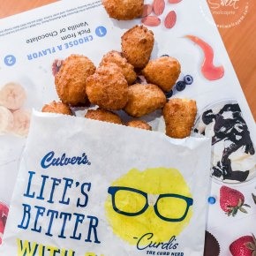 ¡CELEBREMOS NATIONAL CHEESE CURD DAY!