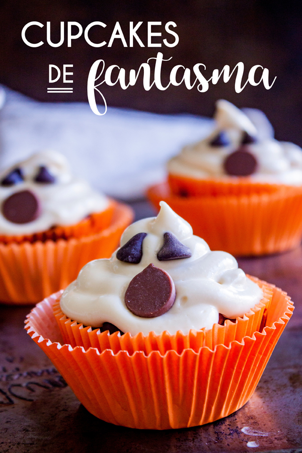 Cupcakes De Fantasma The Sweet Molcajete