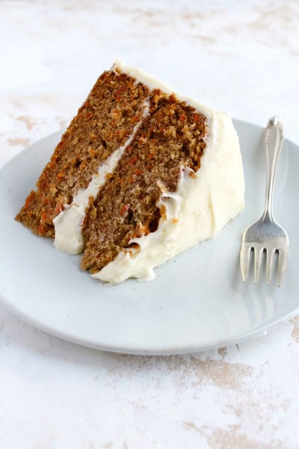 Simple Carrot Cake Recipe