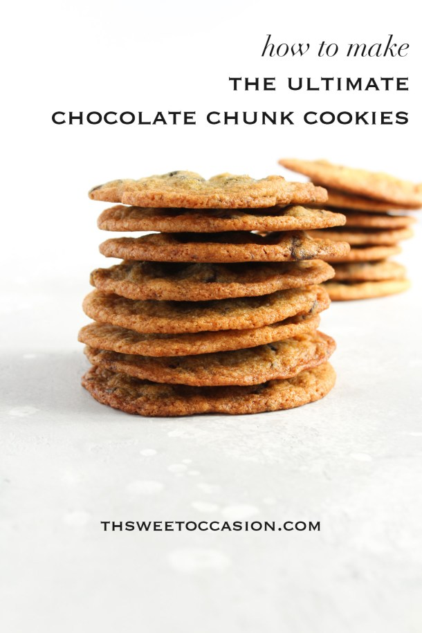 Chocolate Chunk Cookies-4