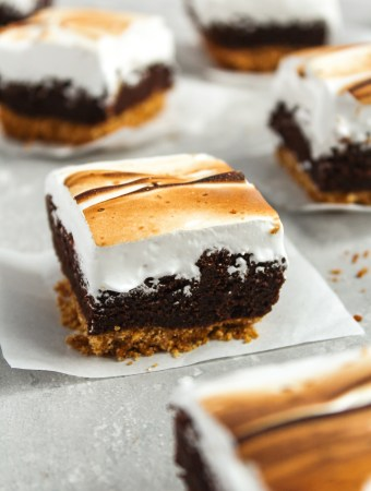 S'more Brownies-5