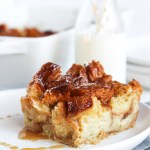 Croissant Bread Pudding-6