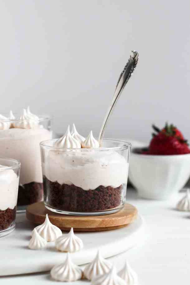 Strawberry Cheesecake Mousse-1