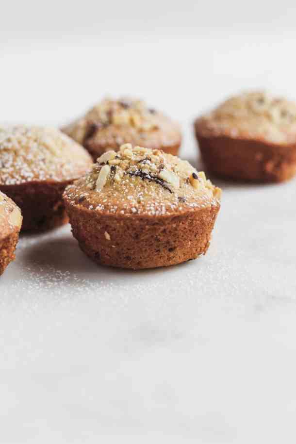 Chocolate Almond Friands-2