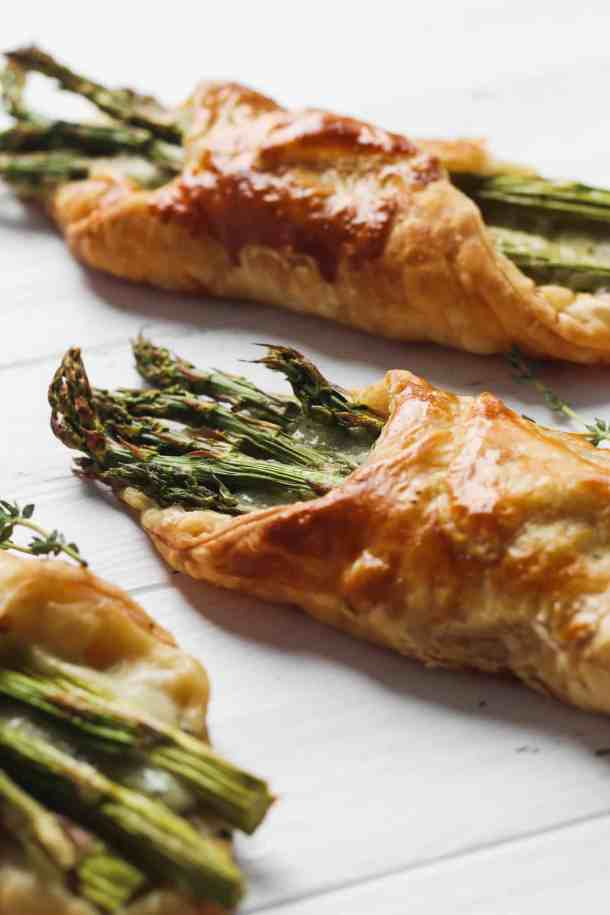 Asparagus Puff Pastry-1