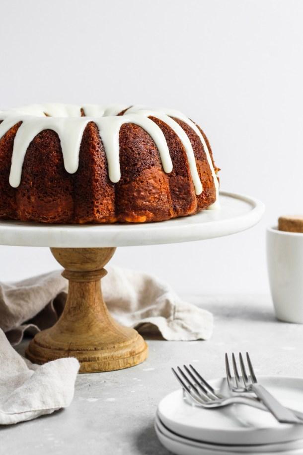 Carrot Bundt Cake-1