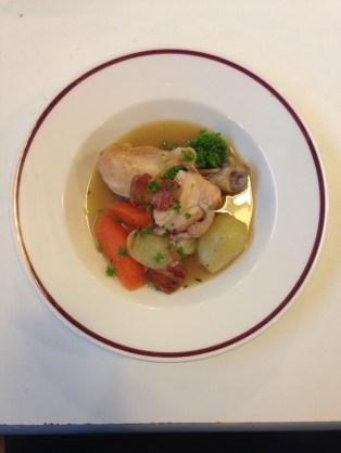 Shanagarry Chicken casserole