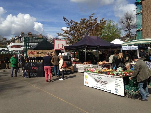 Primrose Hill Farmers Market