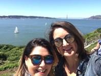 Reems and I at Alcatraz