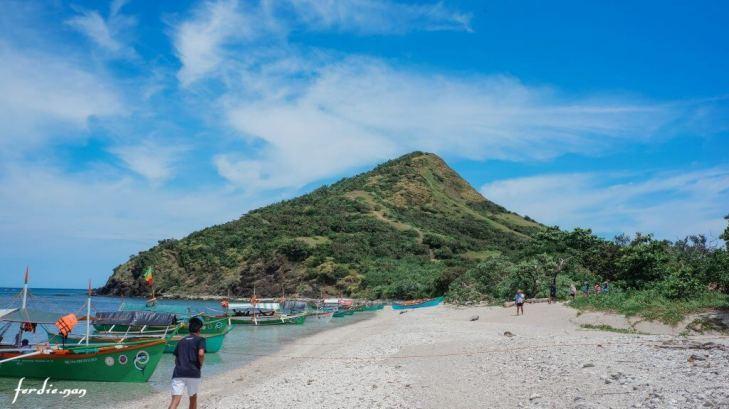 Palaui Island - Nangaramoan Beach