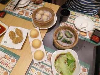 Dimsum at Tim Ho Wan