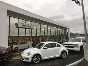Wellesley volkswagen dealership