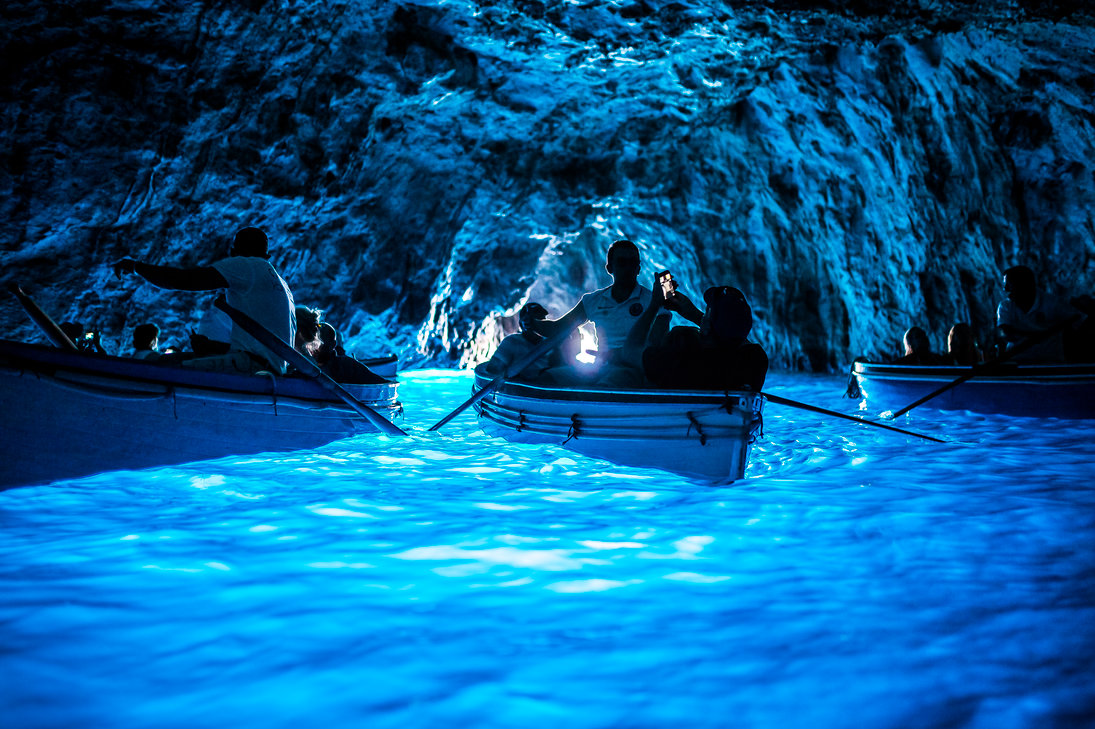 Blue grotto capri by mikotan dbbuw0h OUR TRAVEL JOURNAL THE AMALFI COAST