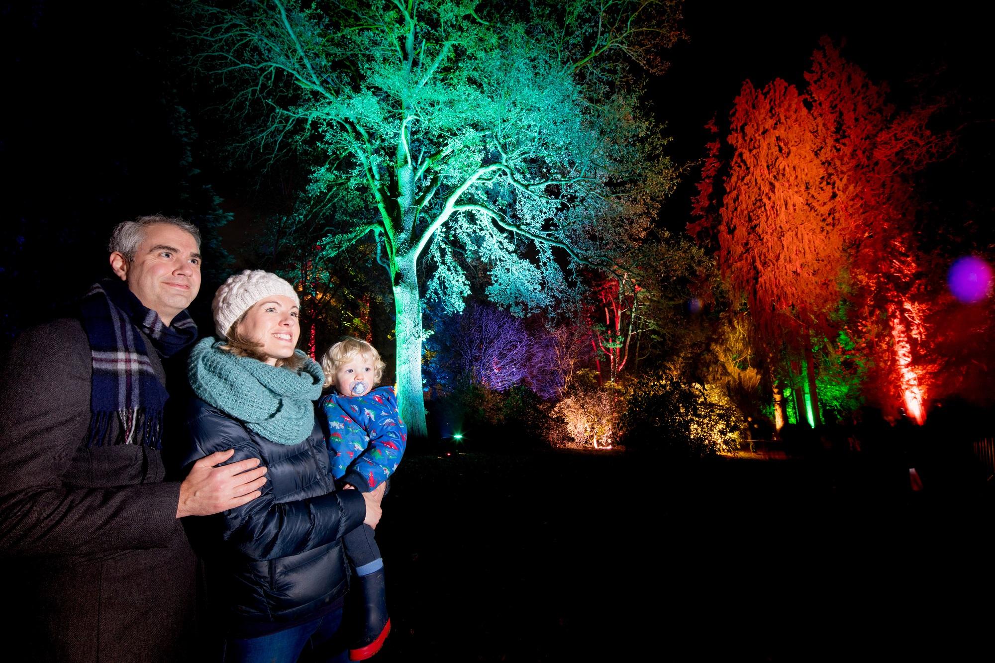 Enchanted Christmas.Enchanted Christmas Returns To The National Arboretum The