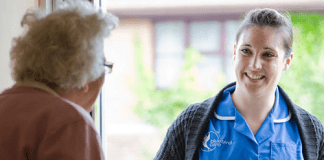 elderly, swindon , care