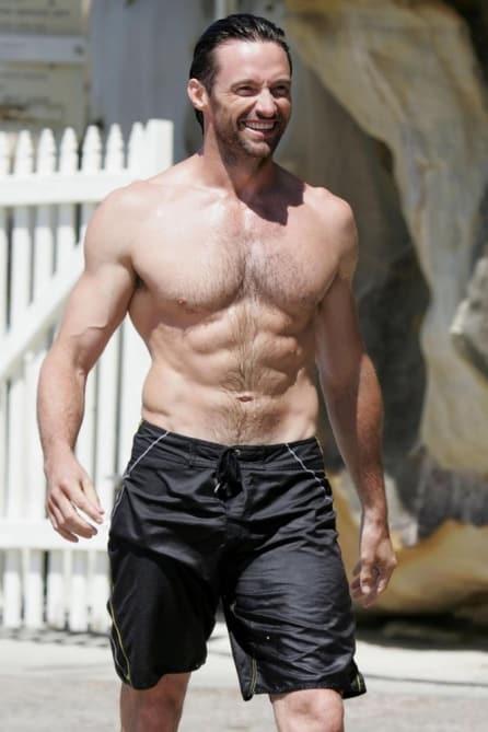 Hugh Jackman Body 1