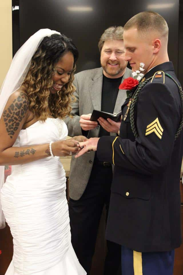 Jamaica and Brad Miller_Wedding photo 2