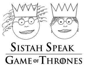 Sistah Speak Podcast Logo