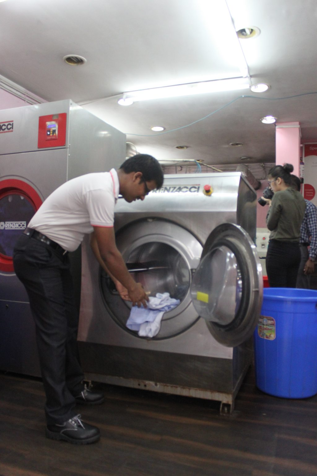 laundry business India | journey from dhobi ghats to online marketplace | the Swiss laundry