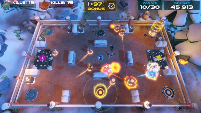 Destrobots Review – Destronot bad