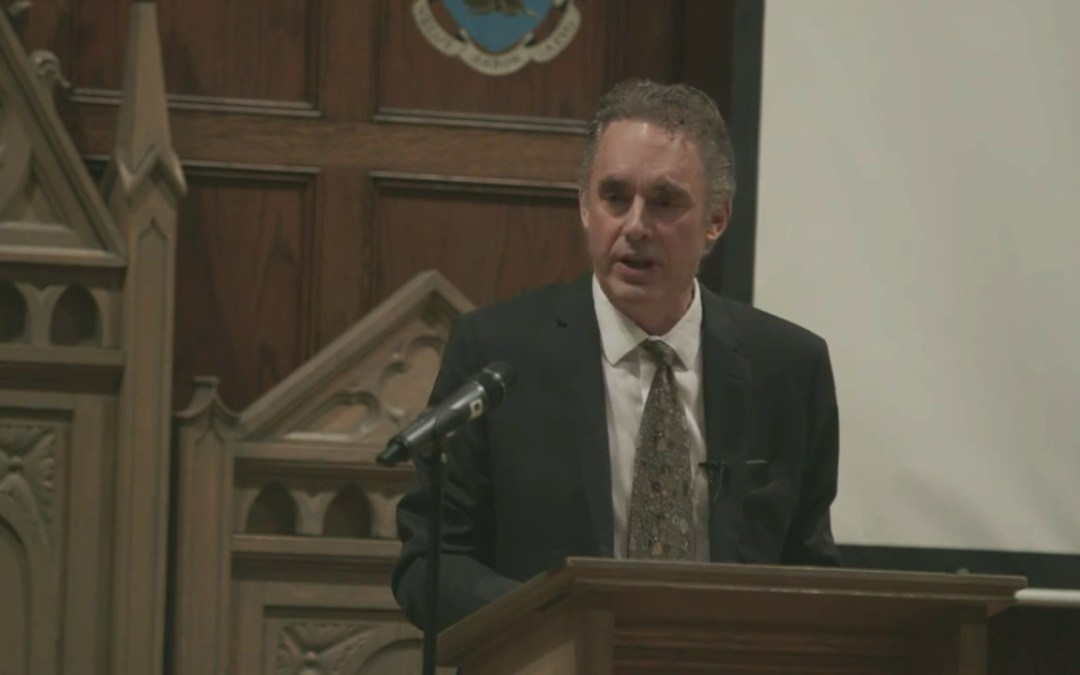3- Jordan B. Peterson at Resurrection of Logos in Toronto, March 2017