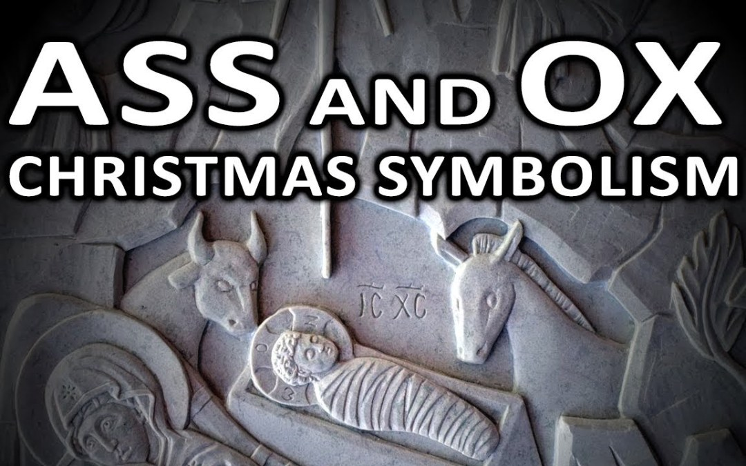Symbolism of Christmas | The Ass and the Ox