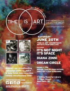 time is art, new paltz, event