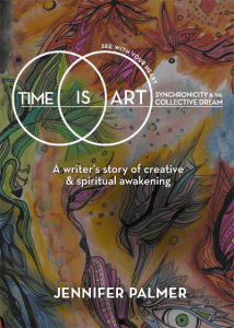 time is art, book