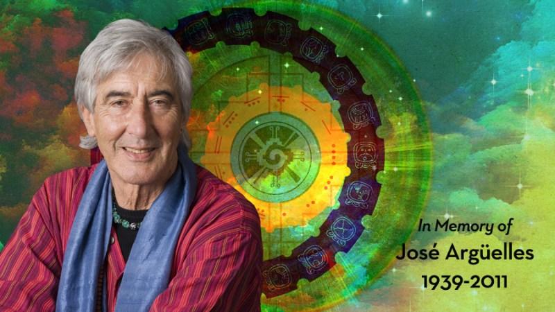 José Argüelles, time is art, documentary