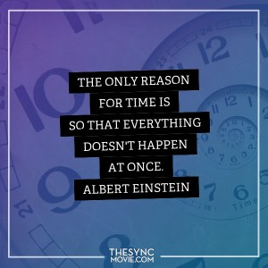 albert einstein quote, time