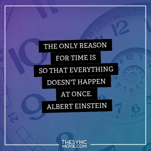 albert einstein quote, time