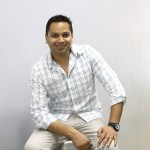 nitin pachisia, angel investor and venture capitalist of unshackledvc