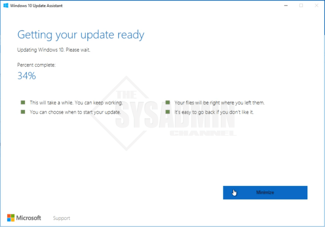 Windows 10 Upgrade Getting Your PC Ready