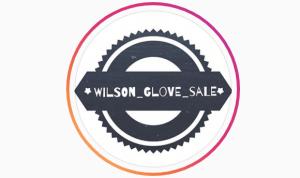 Wilson Glove Sale Discount