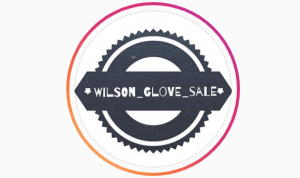 Wilson Glove Sale Discount