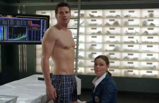 Unresolved Sexual Tension in Bones - Brennan and Booth