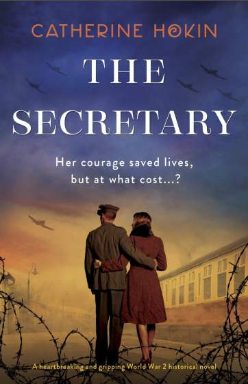 Catherine Hokin, author of The Secretary, interview on The Table Read